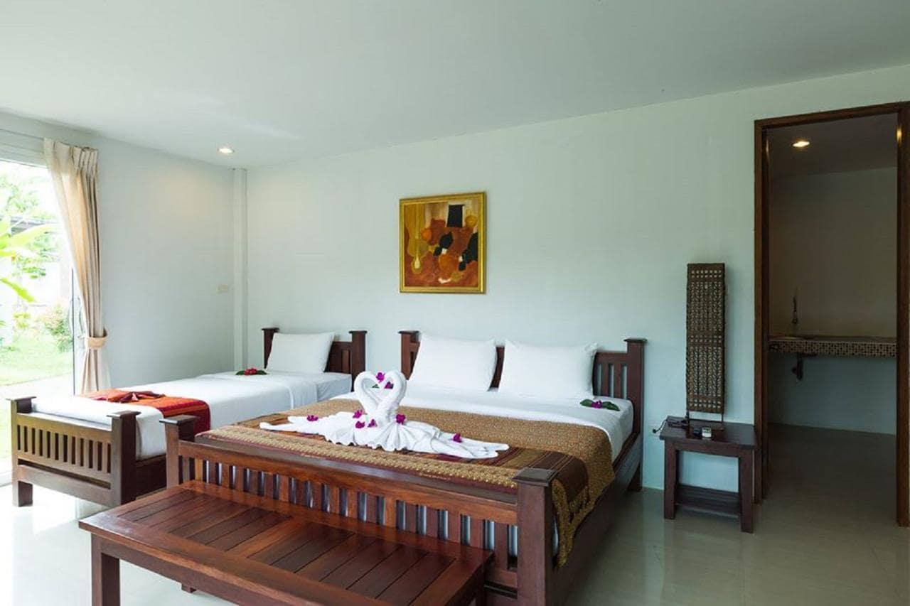 รีวิว!! 12 ที่พักกาญจนบุรีบ้านเป็นหลัง ปิ้งย่างได้ ราคาถูก เริ่มต้นแค่ 750 บาท/คืน!
