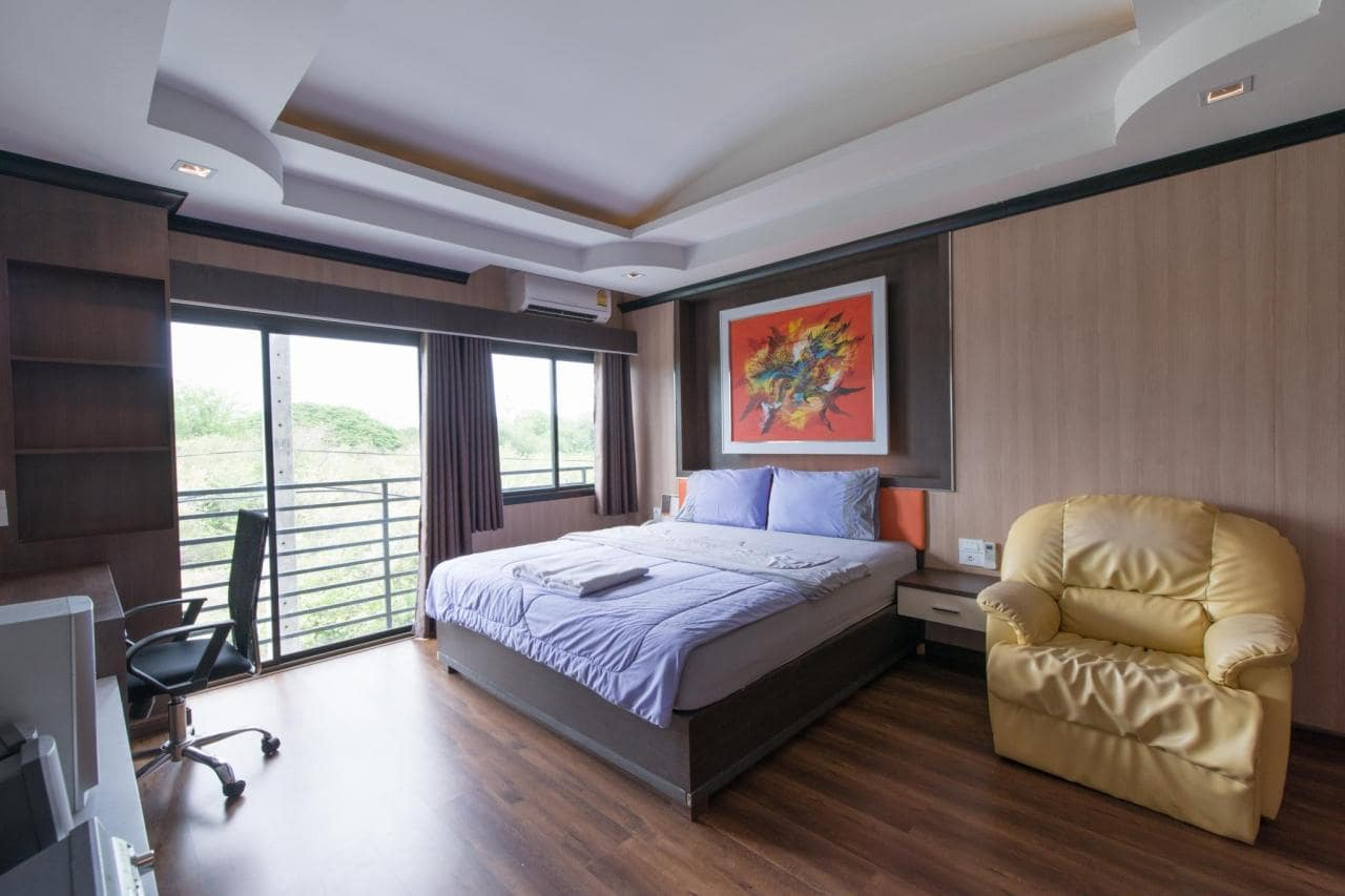 รีวิว!! 10 ที่พักลพบุรีในตัวเมือง ราคาถูก นอนสบาย งบไม่เกิน 1,000 บาท!