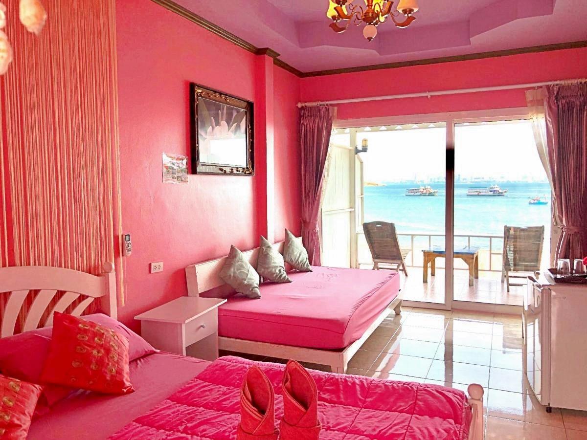 รีวิว!! 7 ที่พักหลักร้อย เกาะล้าน ใกล้ทะเล งบไม่เกิน 1,000 บาท!!