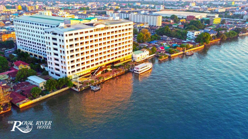 รีวิว!! 15 โรงแรมริมแม่น้ำเจ้าพระยา กรุงเทพ วิวสวย ราคาถูก เริ่มต้น 400 บาท!