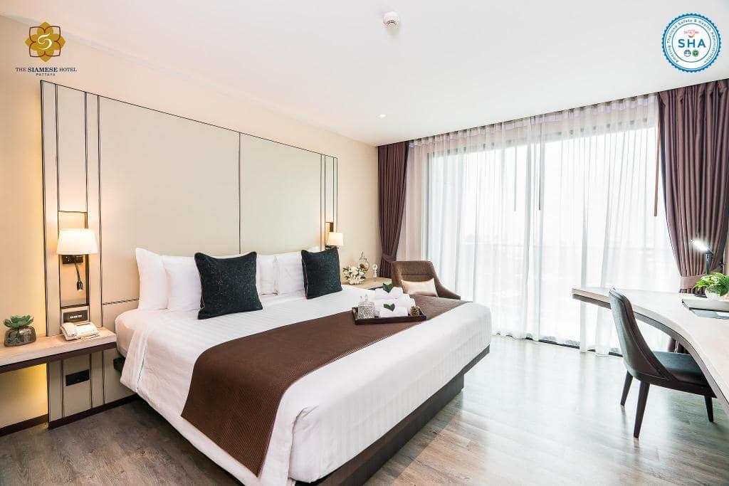 รีวิว!! 10 โรงแรมพัทยาเหนือ ราคาถูก เริ่มต้นคืนละ 495 บาทเอง!