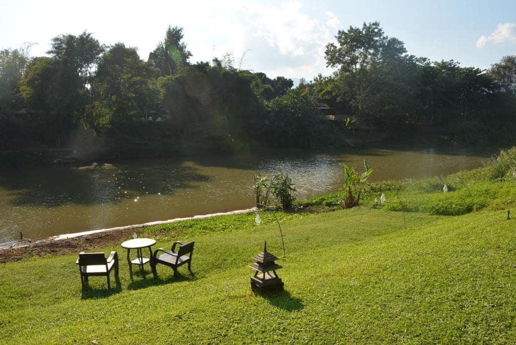 รีวิว!! 10 ที่พักเชียงใหม่ริมแม่น้ำปิง ราคาถูก เริ่มต้นแค่ 655 บาท!
