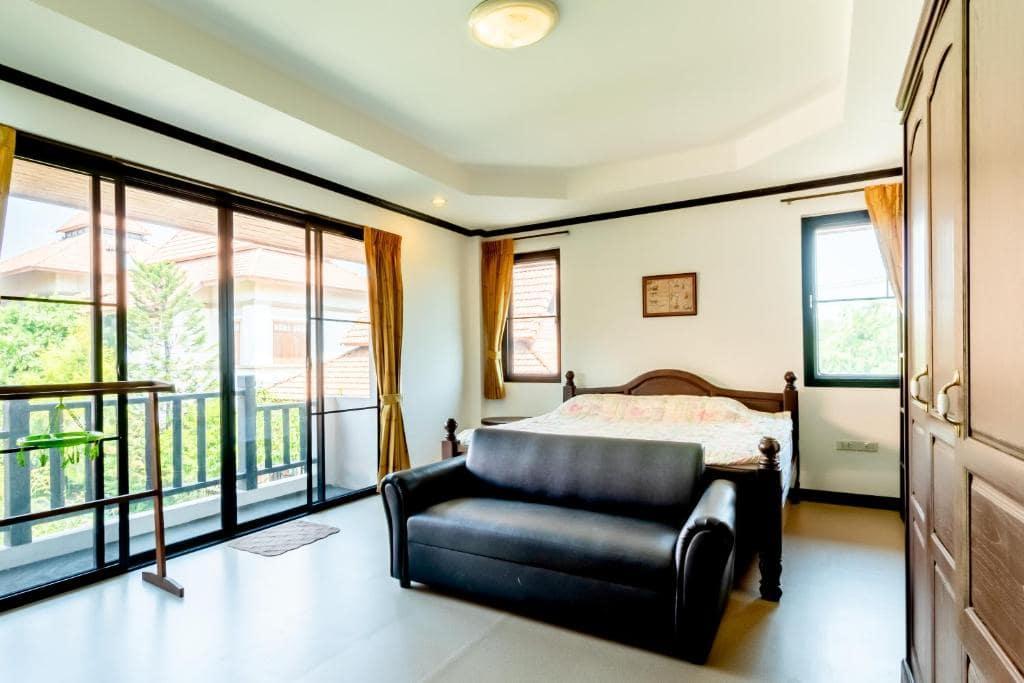 รีวิว!! 7 ที่พักใกล้มหาวิทยาลัยกรุงเทพธนบุรี เริ่มต้นคืนละ 570 บาท!