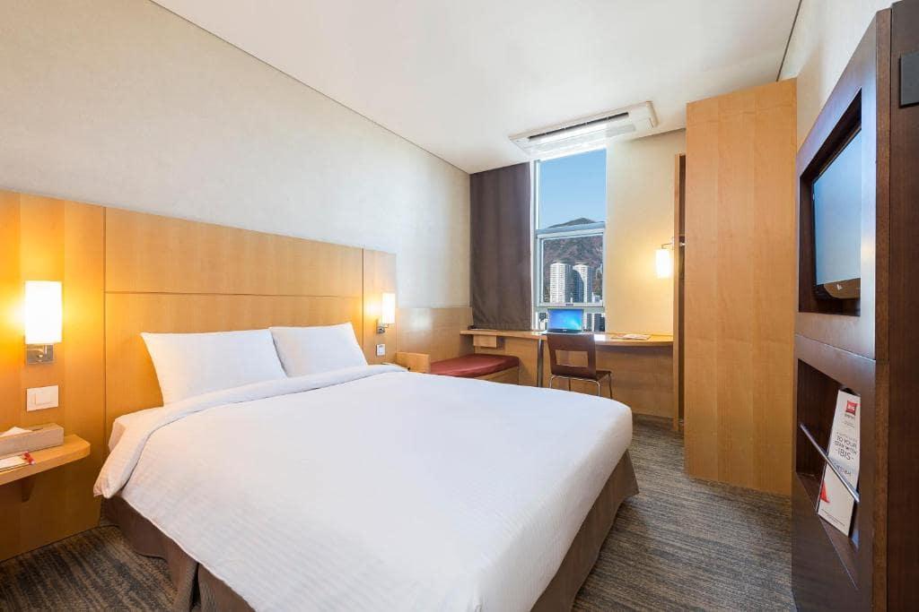 รีวิว!! 10 โรงแรมปูซานสวยๆ มีวิวทะเล อัพเดตใหม่ล่าสุด