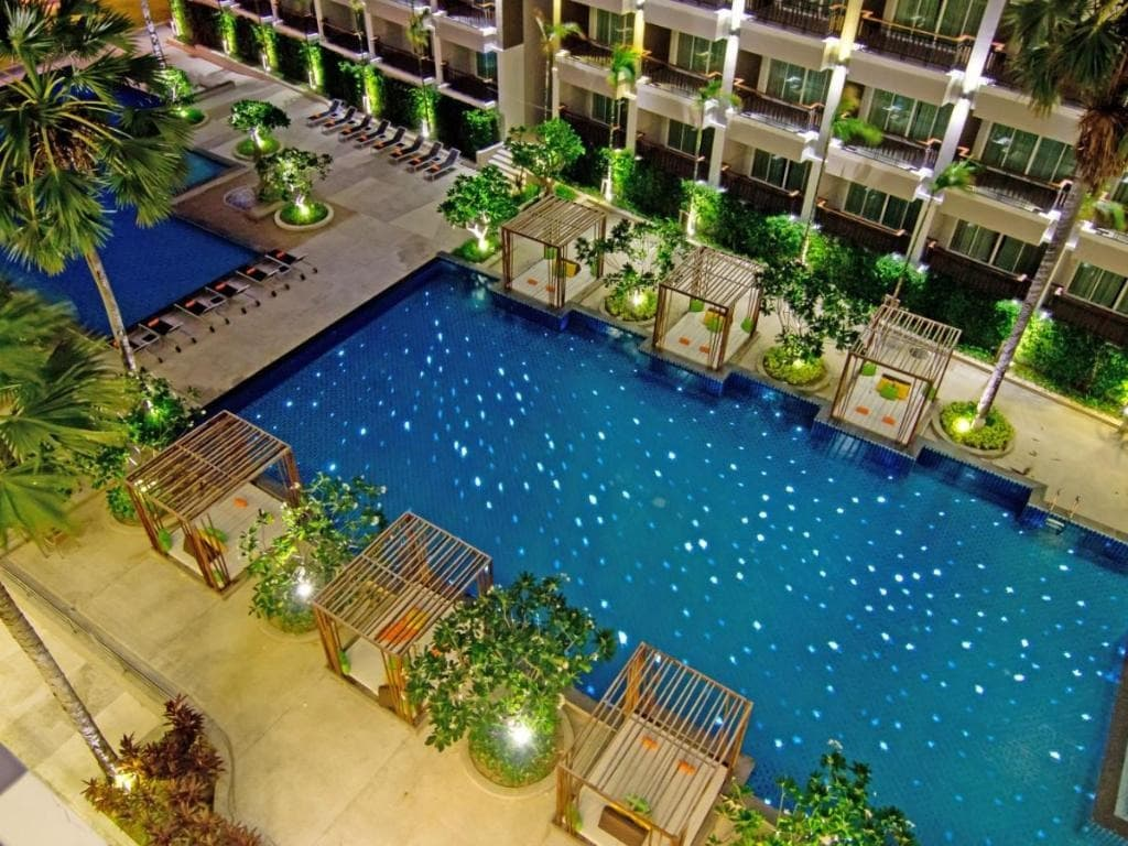 รีวิว! 9 ที่พักพัทยาใต้สวยๆ ใกล้ทะเล มีสระว่ายน้ำ เริ่มต้น 645 บาท!