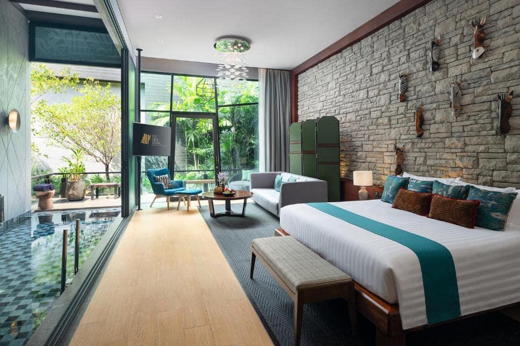 The Gems Mining Pool Villas Pattaya ออกโปร Stay & Chill ลดราคาห้องพักถึง 20%!!