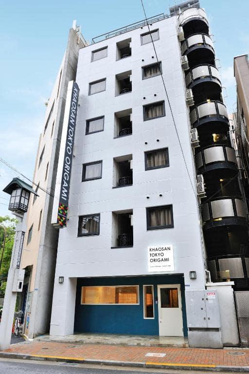 10 ที่พักโตเกียว ใกล้สถานีรถไฟ ราคาแค่หลักร้อยเอง!