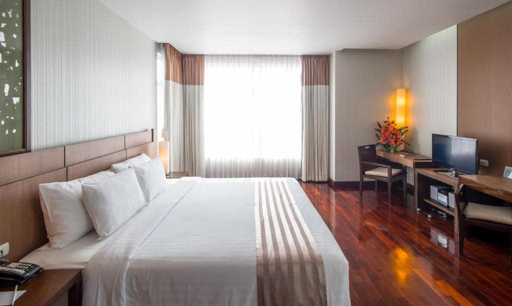 10 ที่พักพัทยาวิวดี ดูงานพลุได้จากที่พัก เริ่มต้นแค่ 905 บาท/คืน!