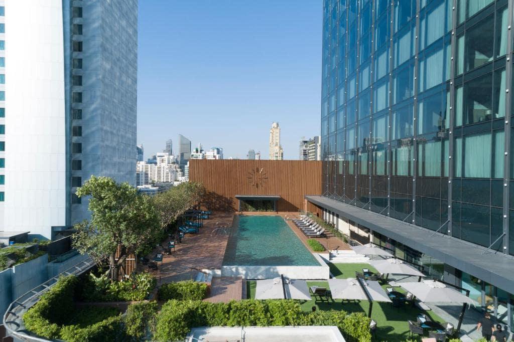 โรงแรมคาร์ลตัน กรุงเทพฯ สุขุมวิท ออกโปรห้องพักราคาพิเศษ คืนละ 1,001 บาท เท่านั้น!